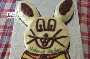 Tavşan Pasta Tarifi