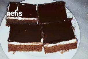 Ganajlı Kakaolu Kek Tarifi