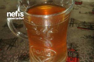 Limonlu Naneli Soğuk Çay Tarifi