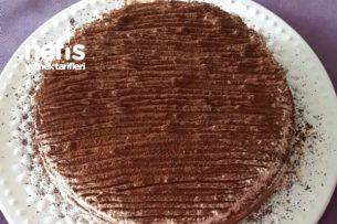 Kahveli Yaz Pastası Tarifi