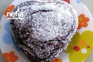 Kalpli Kalıpta Kakaolu Kek Tarifi