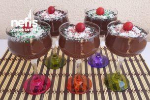 Kremalı Çikolatalı Tatlı Tarifi