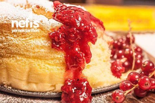 Japon Usulü Cheesecake tarifi