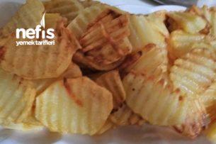 Şekli Şahane Patates Tarifi