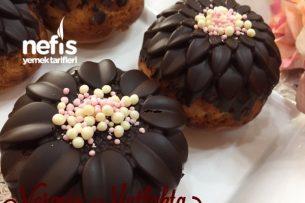 Çikolata Kaplı Muhteşem Kekler Tarifi