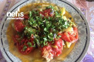 Kat Kat Patlıcan Yemeği Tarifi