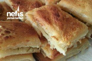 Nefis Peynirli Böreğim Tarifi