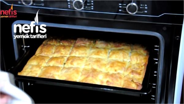 Peynirli Tepsi Böreği Nasıl Yapılır?