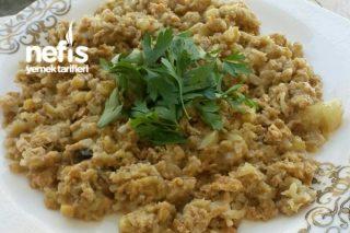 Yumurtalı Köz Patlıcan Kavurması (Basit Ama Enfes) Tarifi