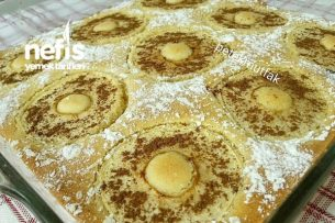 Pirinç Unlu Elmalı Kek (Çok Beğeniceksiniz ) Tarifi