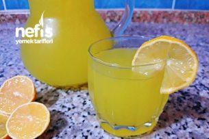 Buz Gibi Limonata Tarifi