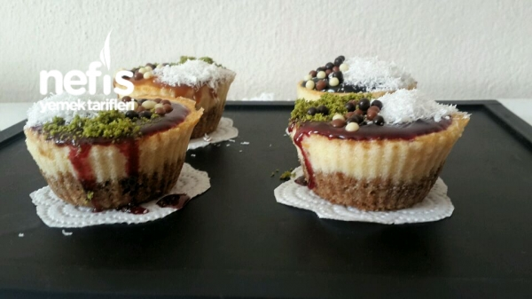 Cheesecake (Porsiyonluk)