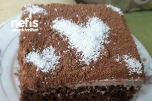 Çikolatalı Kumlu Pasta Tarifi