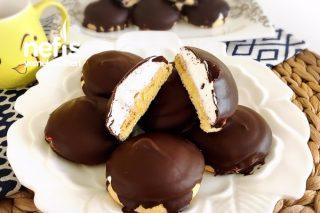 Çikolatalı Puflar Tarifi