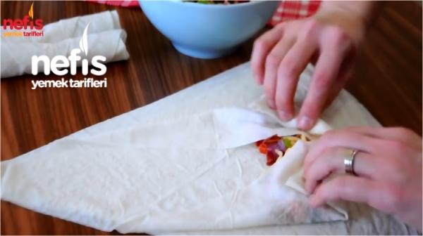 Paçanga Böreği Nasıl Yapılır?