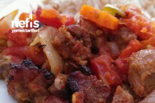 Harika Tat Fırında Et Yemeği Tarifi