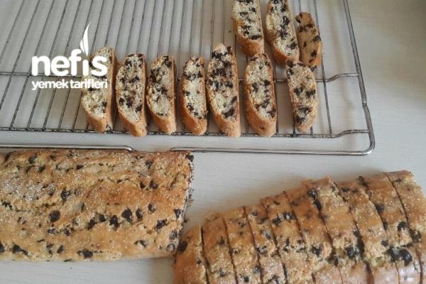 Biscotti (İtalyan Kurabiyesi) Tarifi