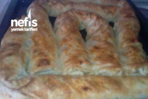 Peynirli Labirent Böreği Tarifi