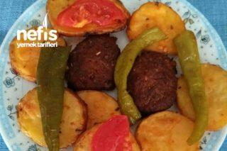 Şip Şak Fırında Patates Köfte Tarifi