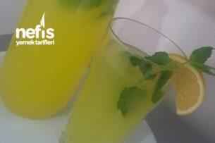 Serinleten Lezzet Doğal Limonata Tarifi