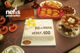 Ananeme 90. Doğum Günü Partisi Tarifi