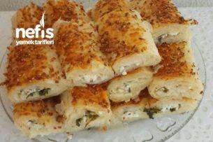 Çıtırlığıyla Kapış Kapış Giden Peynirli Börek Tarifi