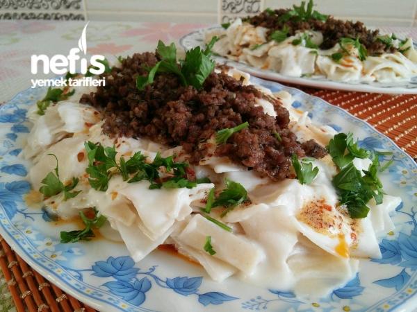 Meşhur Erzurum Tatar Böreği