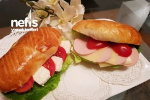 Pamuk Sandiviç Ekmeği Tarifi