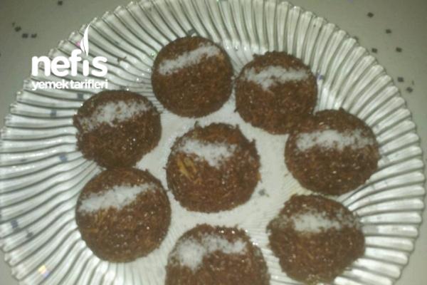 Çikolatalı Çıtır Kadayıflar Tarifi