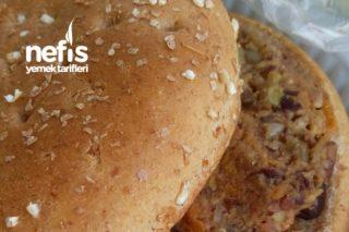 Vegan Burger Köftesi Tarifi