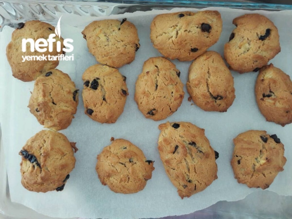 Cookies(bol Malzemeli Ve Kıyır Kıyır)
