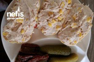 Ekmek Üstü Ton Balığı Tarifi