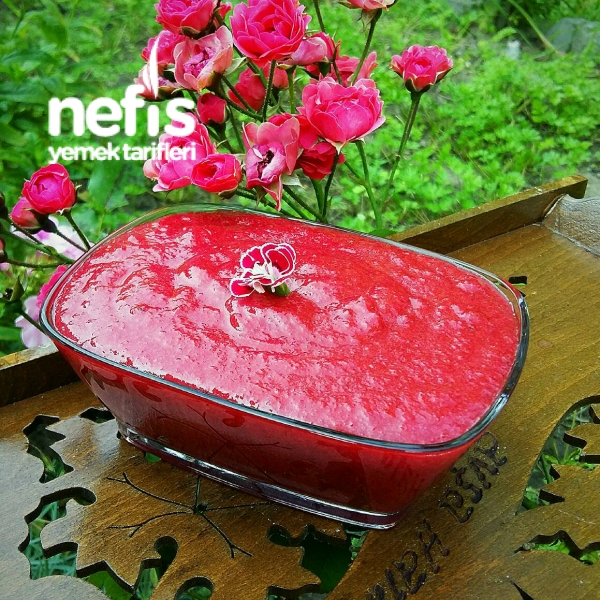 Muhteşem Kızılcık Marmelatı