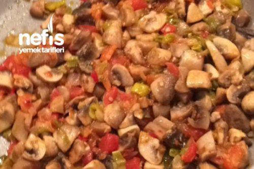 Kültür Mantarı Kavurması Tarifi Videosu