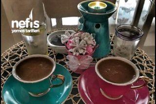 Muhteşem Mirvari (Osmanlı) Kahvesi Tarifi
