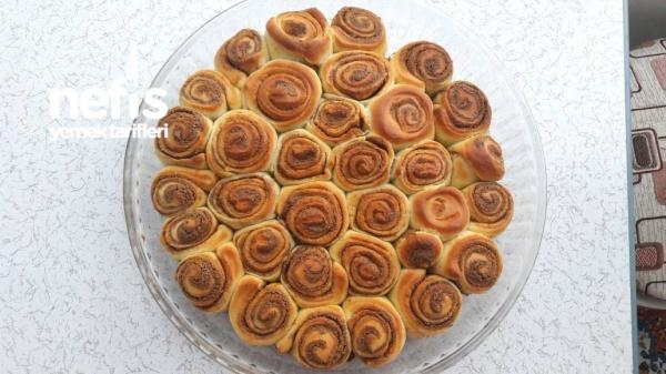 Nefis Haşhaşlı Çörek