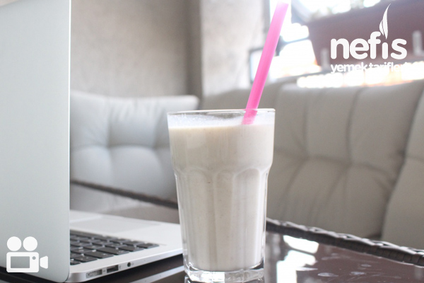 Banana Milkshake Videolu Tarifi