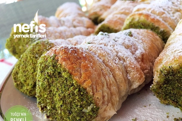 Müthiş Pastahane Torpilleri Tarifi