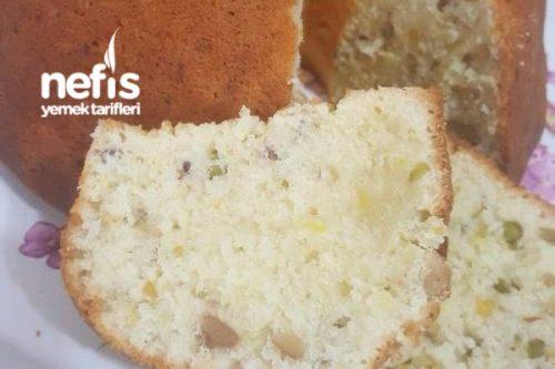 Antep Fıstıklı Cevizli Pasta 96