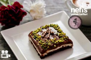 Çikolatalı Islak Pasta Videolu Tarifi