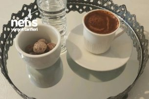 Fincanda Bol Köpüklü Türk Kahvesi Tarifi