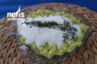 Kabak Salatası Pratik Tarifi