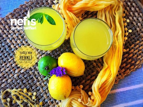 Mis Gibi Ev Limonatası (Yaza Damgasını Vuracak)