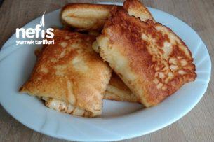 Peynirli Krep Böreği Tarifi