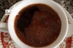 Türk Kahvesi (Maden Sulu) Tarifi