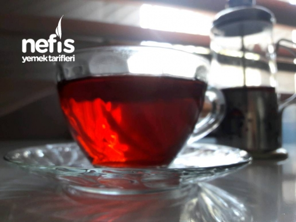 Yağ Yakan Karışık Bitki Çayı