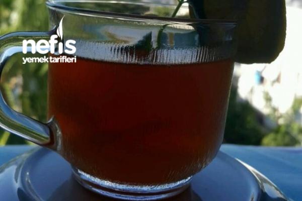 Sağlıklı Soğuk Çay (İce Tea) Tarifi