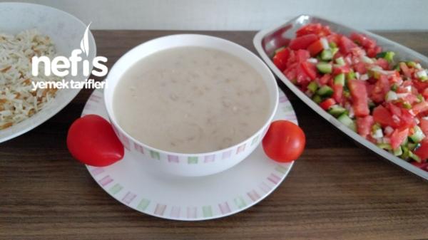 Nefis Buğday Çorbası