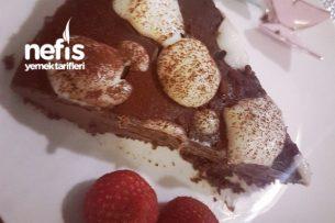 Çikolatalı Pratik Pasta Tarifi