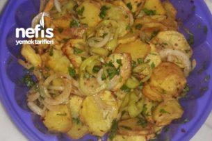 Lezzetli Patates Salatası Tarifi